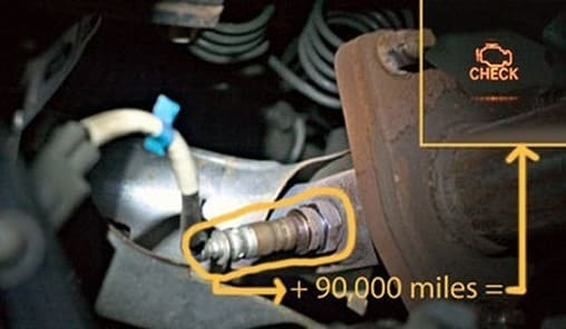 oxygen sensor service